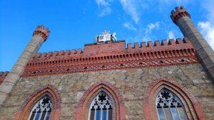 Zamek w Ząbkowickim Kamieńcu na Dolnym Śląsku